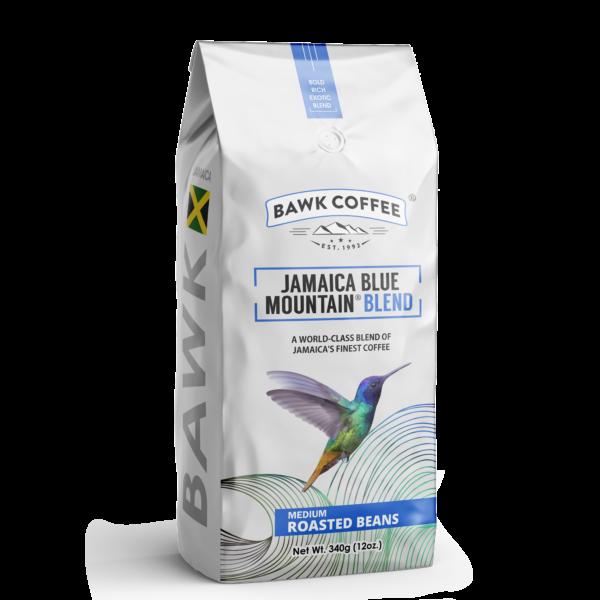 BAWK Coffee Jamaica Blue Mountain Coffee (Blend)