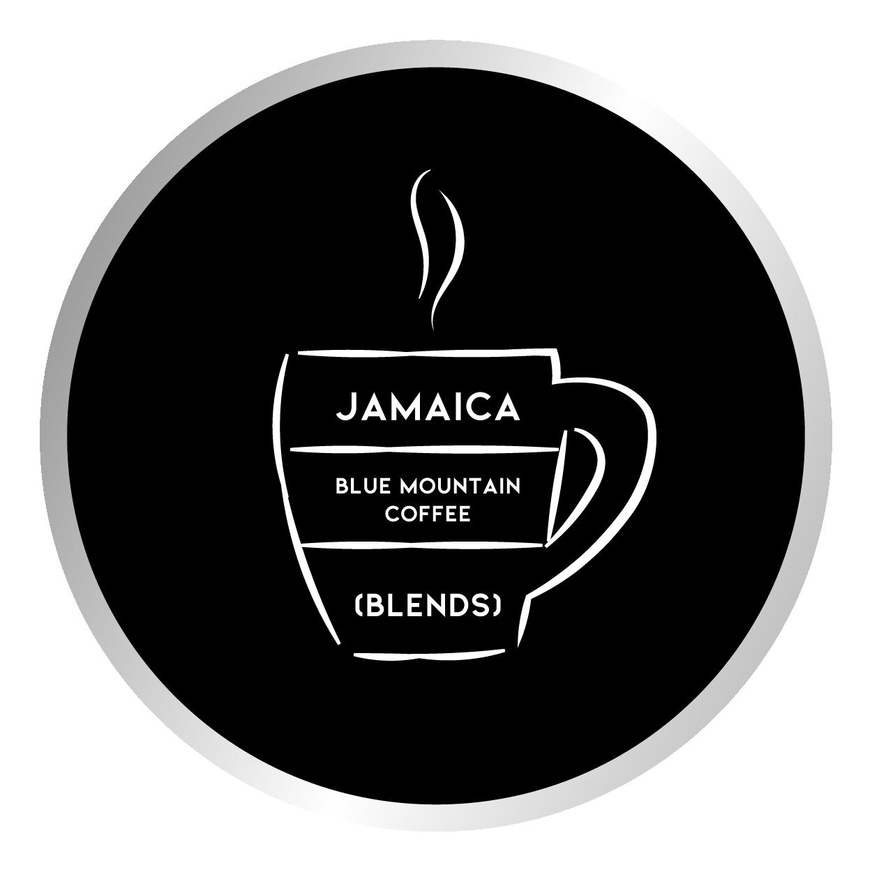 Jamaica Blue Mountain Coffee (Blends)